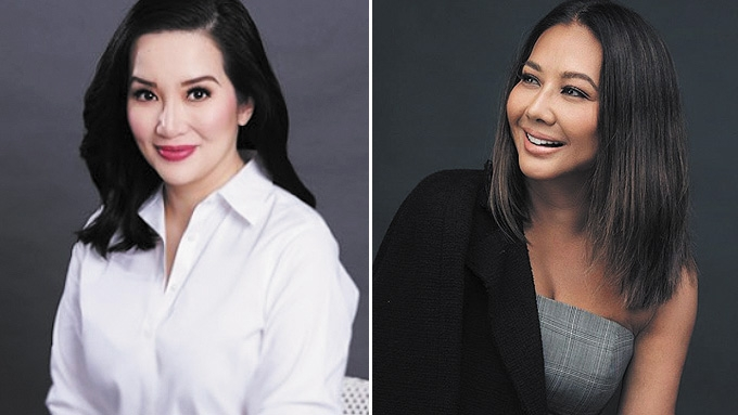 Kris Aquino stands by accusation against Korina Sanchez