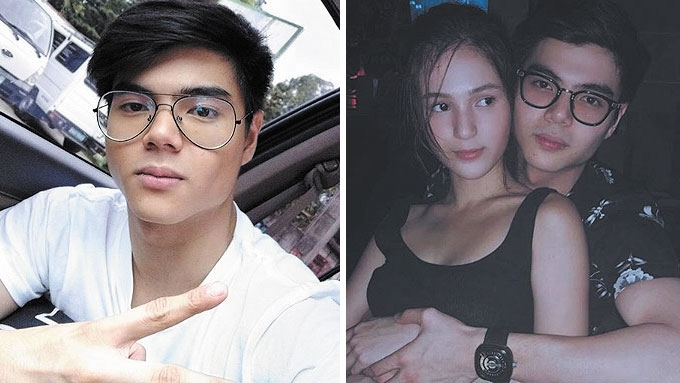 Paul Salas irked by question of a reporter to his girlfriend