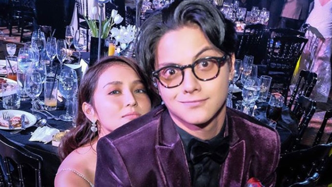 Daniel hints at duration of relationship with Kathryn