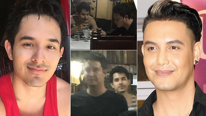 Are Paolo Ballesteros, Sebastian Castro in a relationship?