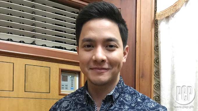 Alden to make teleserye comeback via this project
