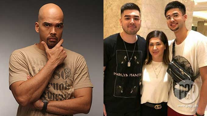 Benjie reacts to reconciliation of Andre, Kobe, and Jackie