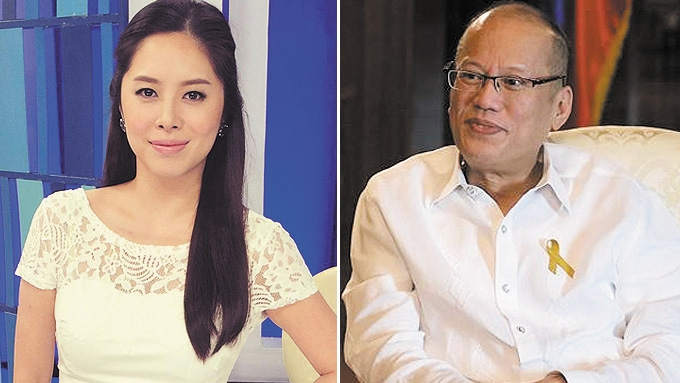 Is Grace Lee open to dating PNoy again?