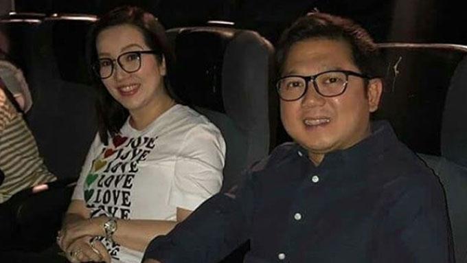 Kris Aquino goes on movie date with Mayor Herbert Bautista