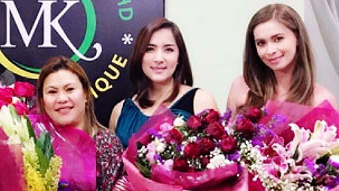 Sunshine Cruz breaks silence on claims of Kathelyn Dupaya