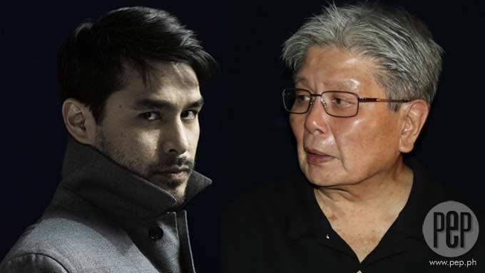 Mike de Leon accuses Atom Araullo of being a hypocrite
