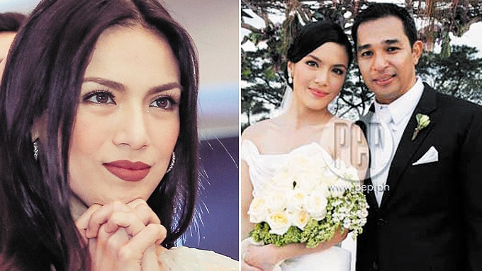 Ciara Sotto seeks annulment of marriage to Joe Oconer