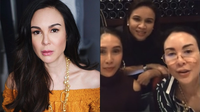 Gretchen Barretto never denied being Tonyboy's mistress