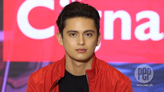 James Reid does not mind Nadine Lustre's sexy photos