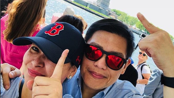 Aiko Melendez posts cryptic messages to bashers