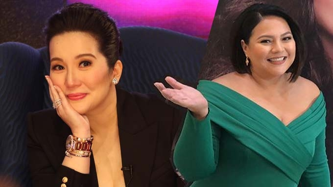 Kris refuses to take netizen's bait over IG post of Karla