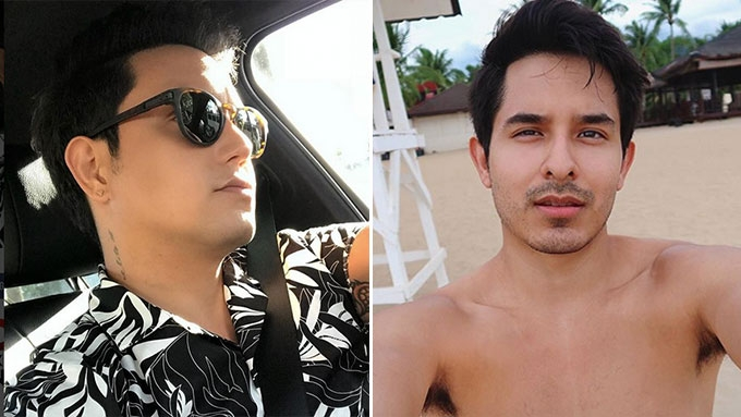 Did Paolo Ballesteros break up with Sebastian Castro?