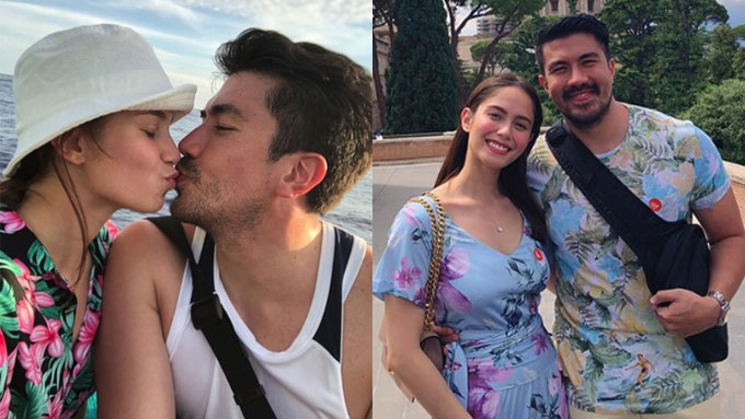 Luis, Jessy celebrate their second anniversary in Europe