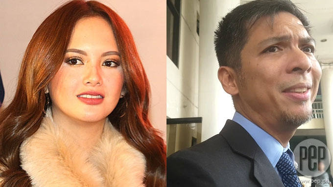 Ellen Adarna no-show at hearing due to doctor's advice