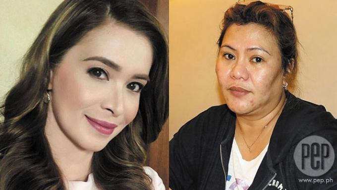Kathy Dupaya slams Sunshine Cruz: