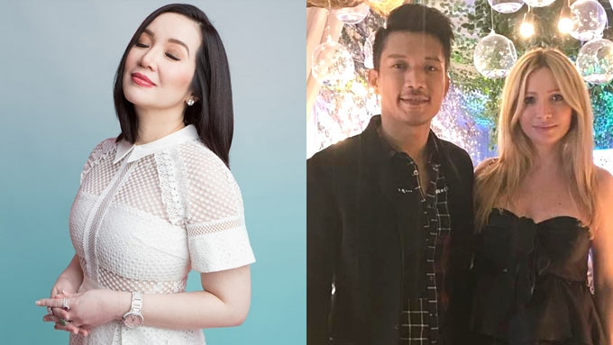 Kris Aquino refuses to be provoked about James's new baby