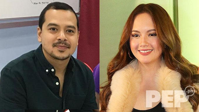 John Lloyd reacts to alleged baptism of baby with Ellen