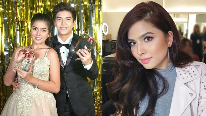 Alexa Ilacad confirms breakup of love team with Nash Aguas