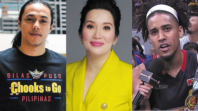 Terrence Romeo, Gabe Norwood thank Kris Aquino for support