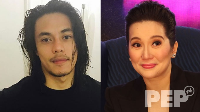Kris Aquino wants to be friends with Terrence Romeo