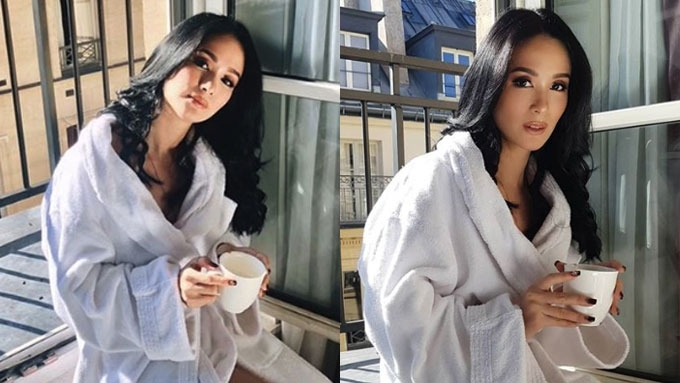 Heart Evangelista slowly moves on after miscarriage