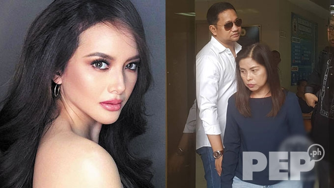 Ellen Adarna's lawyer denies delaying tactics