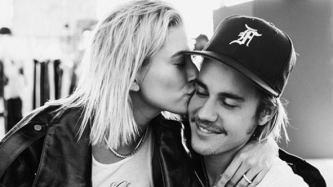 Justin Bieber confirms engagement to Hailey Baldwin on Instagram