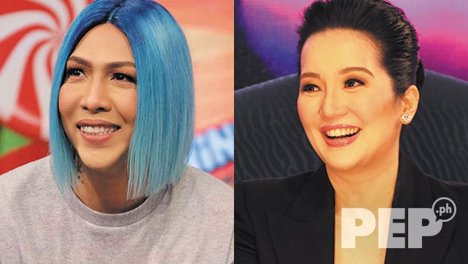 Kris on friendship with Vice: