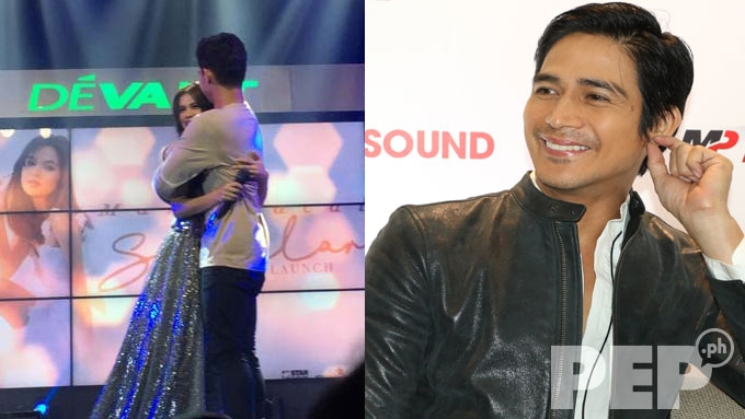 Piolo Pascual comments on Iñigo expressing love for Maris