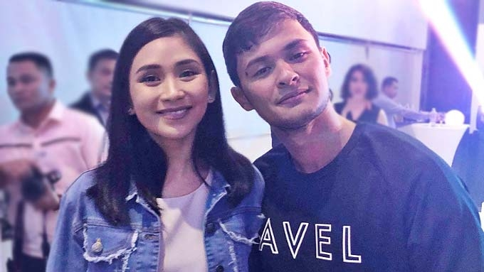 Sarah enjoys month-long vacation with Matteo