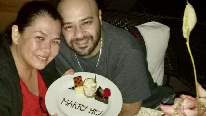 Lotlot de Leon is engaged to Lebanese boyfriend