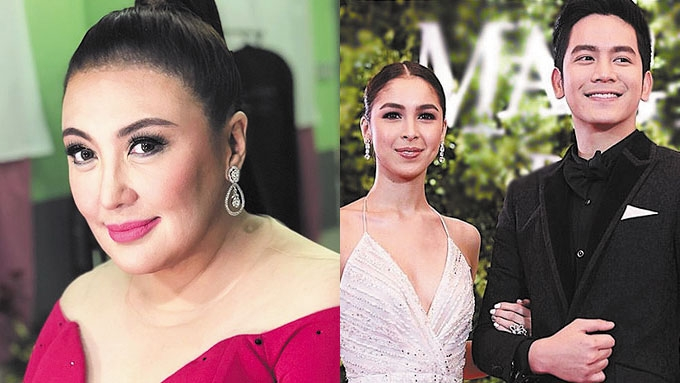 Sharon Cuneta defends Julia, Joshua against haters