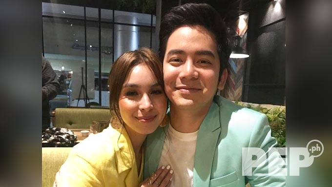 Julia on bickering with Joshua: