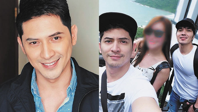 Ahron Villena ends old issue linking him to male pal