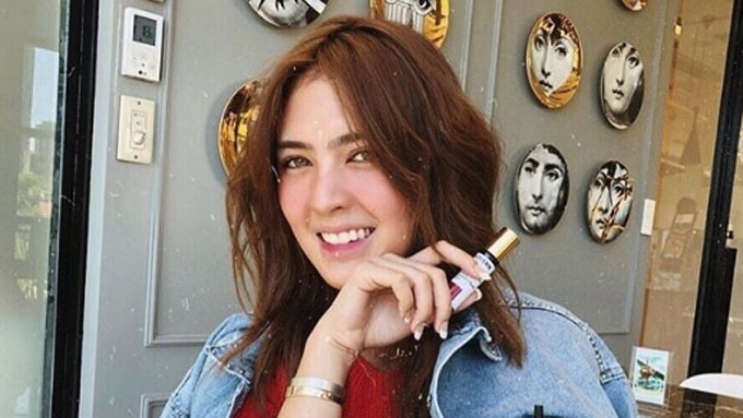 Sofia Andres raring to make showbiz comeback