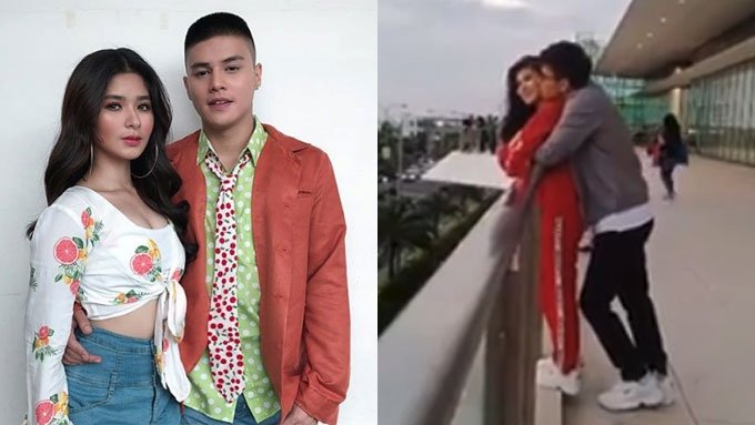 Ronnie, Loisa spotted hugging, kissing amid rumored breakup