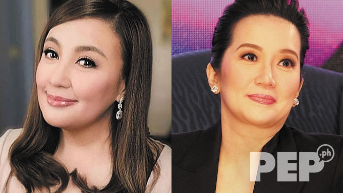 Kris answers netizen asking if she and Sharon are not okay