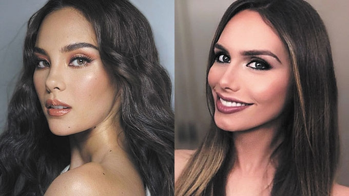 Catriona Gray ready to compete with trans woman in Miss U
