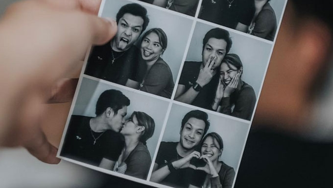 Louise delos Reyes posts kissing photo with non-showbiz guy