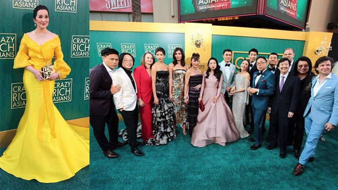 Kris explains absence at<em> Crazy Rich Asians</em> group photo