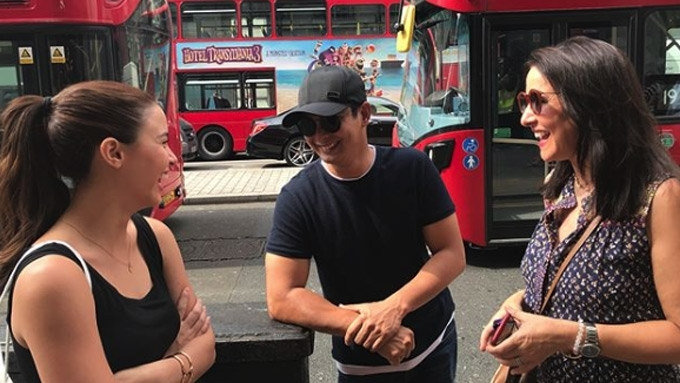 Yassi recalls bonding moments with Coco in London