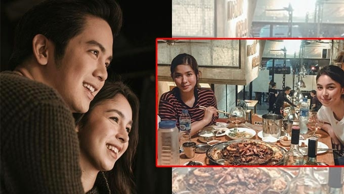 Joshua Garcia surprised by Julia-Loisa dinner meetup