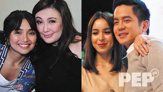 Sharon in center of word war between Kathryn, JoshLia fans