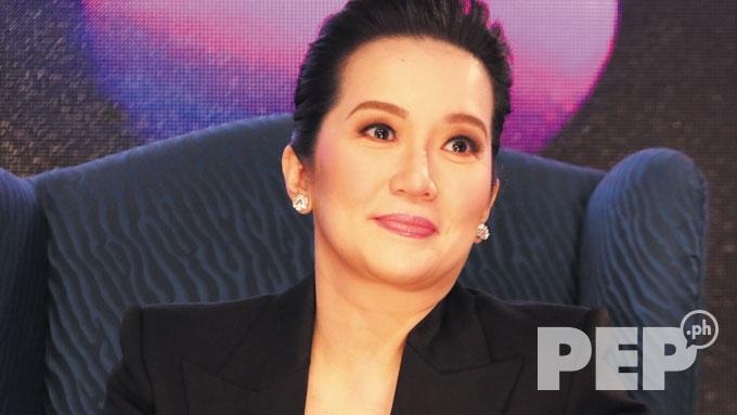 Kris Aquino blasts doubters of her relief work