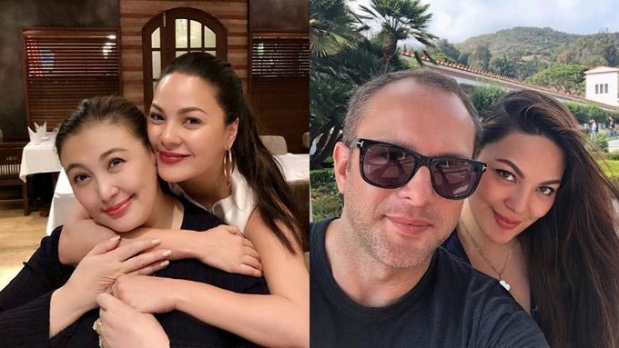Sharon Cuneta approves of Pierre for KC Concepcion
