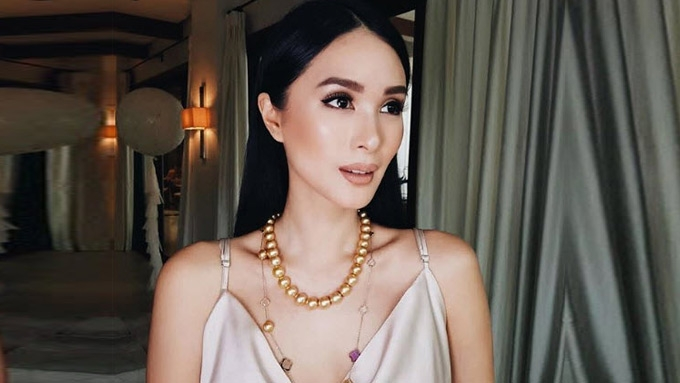 Heart Evangelista continues to move on from her miscarriage