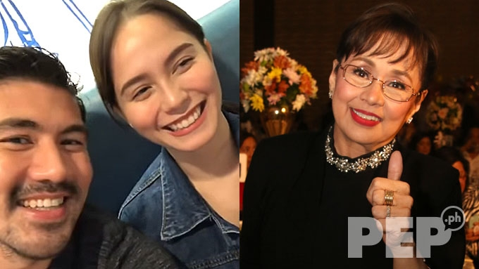 Are Luis, Jessy engaged? Vilma reacts