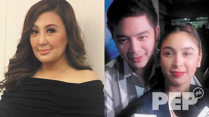 JoshLia stay away from issue involving Sharon, Kathryn fans