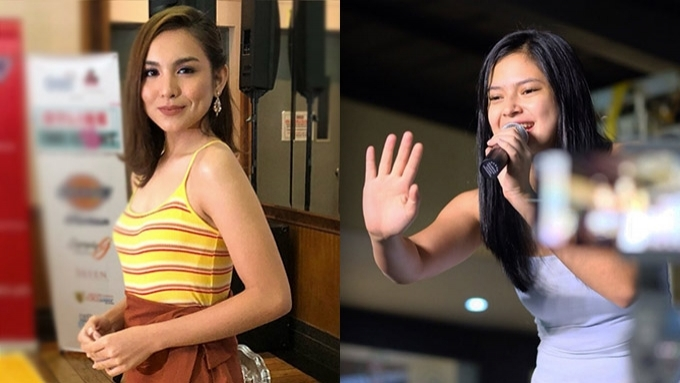 Kyline Alcantara reacts to alleged rude fans of Bianca Umali