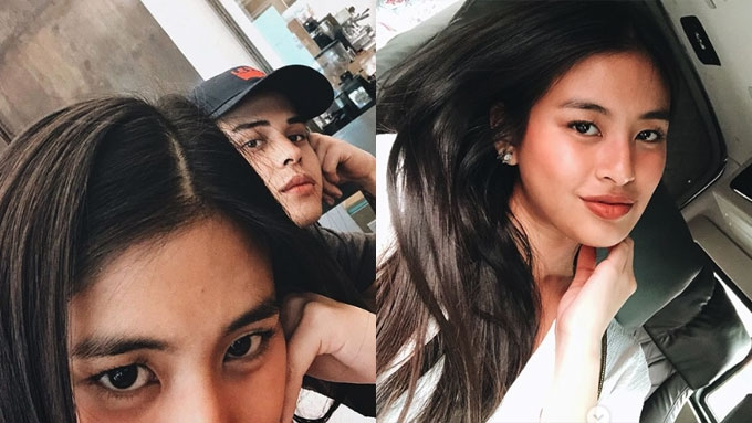 Khalil Ramos posts date photo with Gabbi Garcia